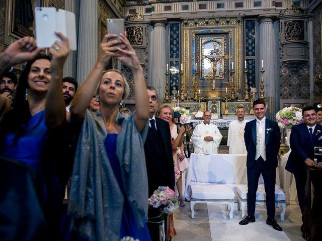 Il matrimonio di Matteo e Elisa a Fermo, Fermo 91