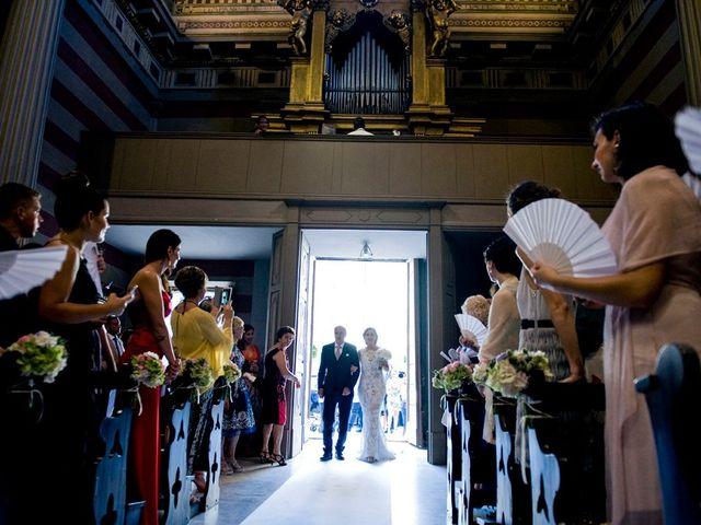 Il matrimonio di Matteo e Elisa a Fermo, Fermo 92