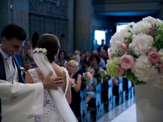 Il matrimonio di Matteo e Elisa a Fermo, Fermo 95
