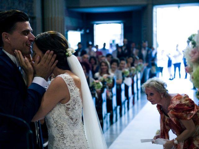 Il matrimonio di Matteo e Elisa a Fermo, Fermo 97