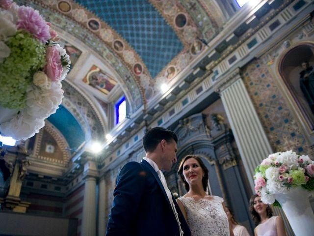 Il matrimonio di Matteo e Elisa a Fermo, Fermo 100