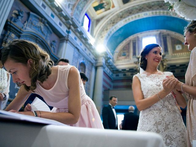 Il matrimonio di Matteo e Elisa a Fermo, Fermo 102