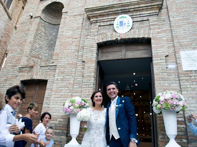 Il matrimonio di Matteo e Elisa a Fermo, Fermo 103