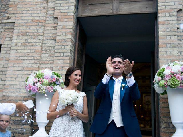 Il matrimonio di Matteo e Elisa a Fermo, Fermo 104