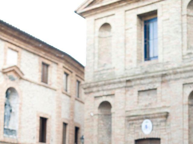 Il matrimonio di Matteo e Elisa a Fermo, Fermo 106