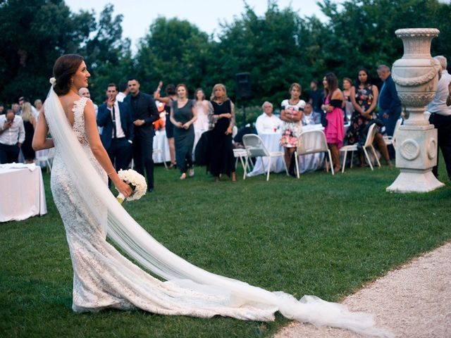 Il matrimonio di Matteo e Elisa a Fermo, Fermo 107