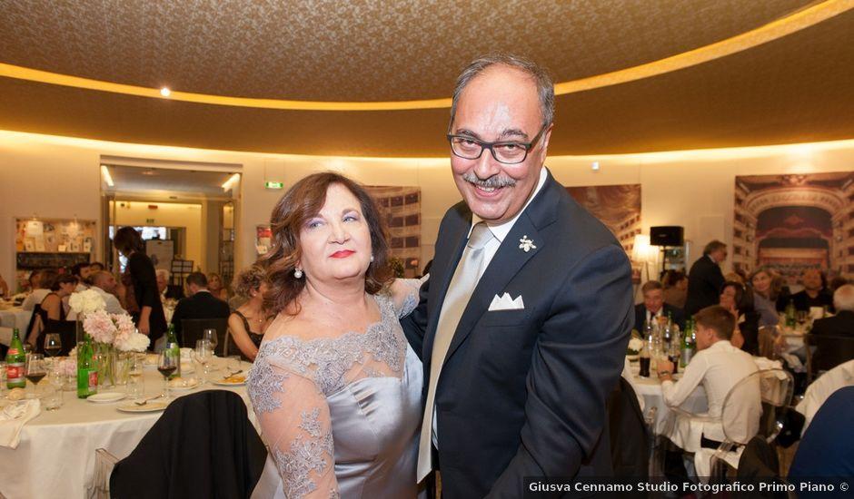 Il matrimonio di Carlo e Diletta a Napoli, Napoli