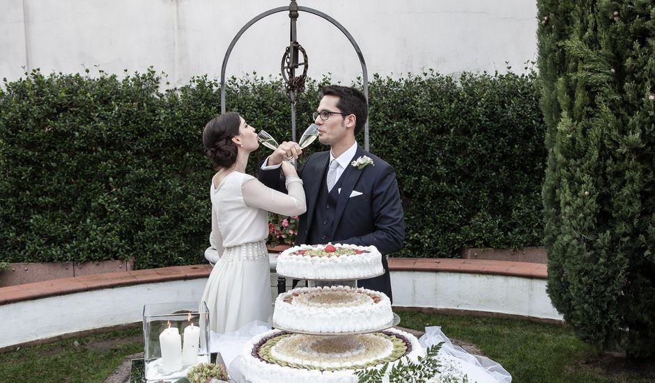 Il matrimonio di Paolo Terrevazzi e Melania Serafini a Lainate, Milano