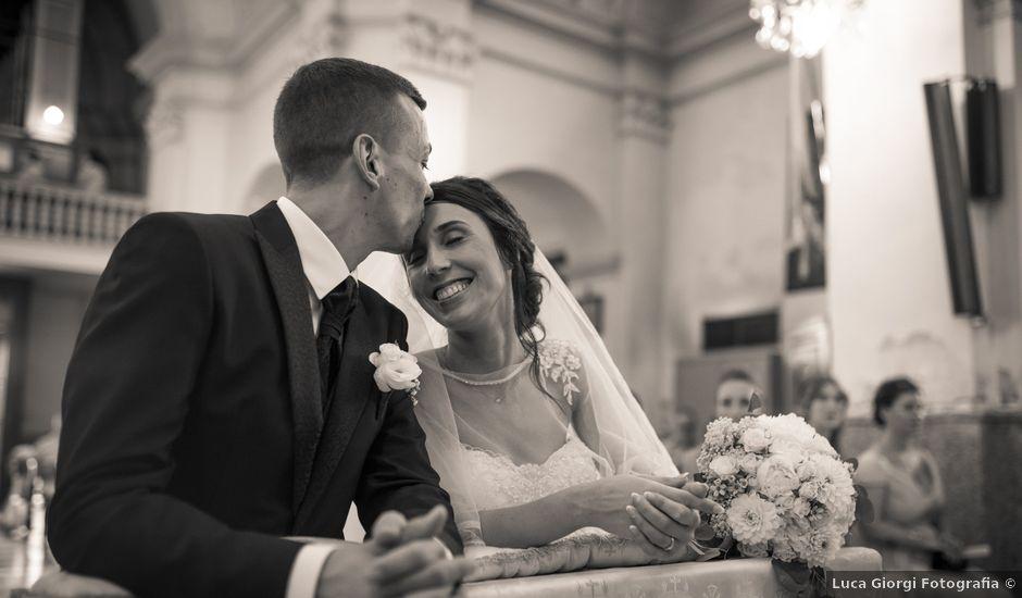 Il matrimonio di Davide e Valentina a Licciana Nardi, Massa Carrara