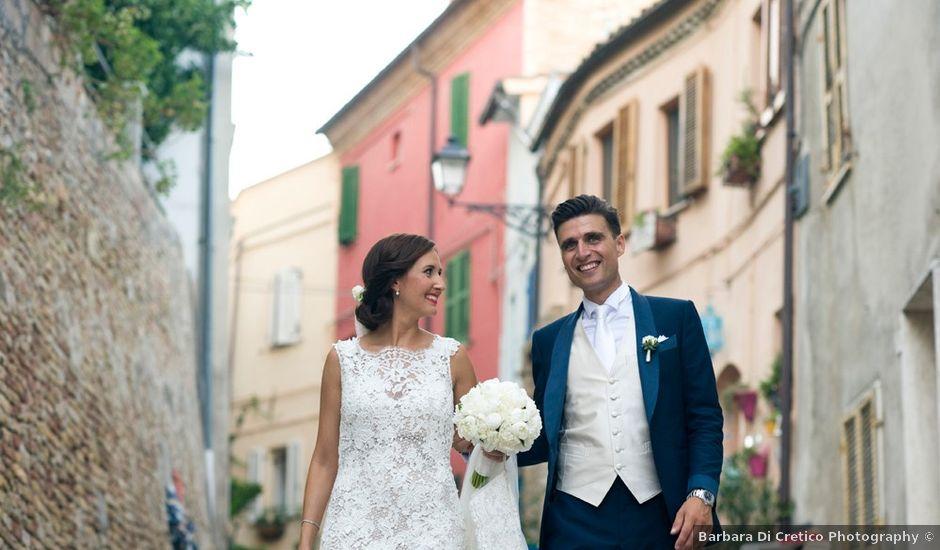 Il matrimonio di Matteo e Elisa a Fermo, Fermo