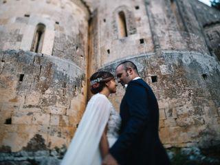 Le nozze di Selena e Mauro