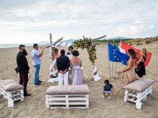 Le nozze di Eleonora e Omar 1