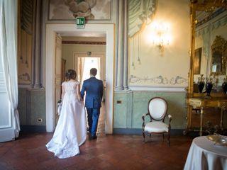 Le nozze di Antonella e Ciro