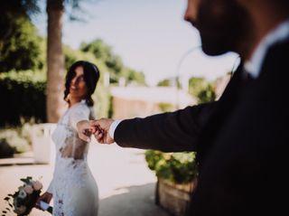 Le nozze di Michela e Vittorio