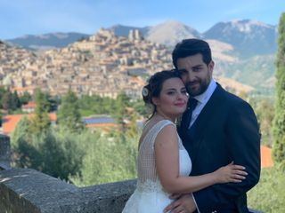 Le nozze di Francesco  e Carmela