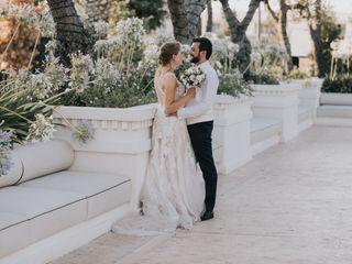 Le nozze di Mariano e Juliette