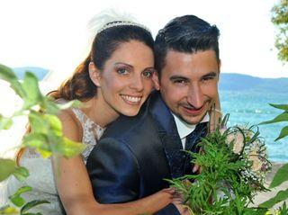 le nozze di Alessandro e Valentina 1