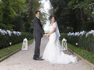 Le nozze di Estela e Giacomo