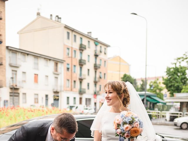 Il matrimonio di Andrea e Federica a Bergamo, Bergamo 24