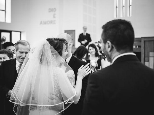 Il matrimonio di Andrea e Federica a Bergamo, Bergamo 27