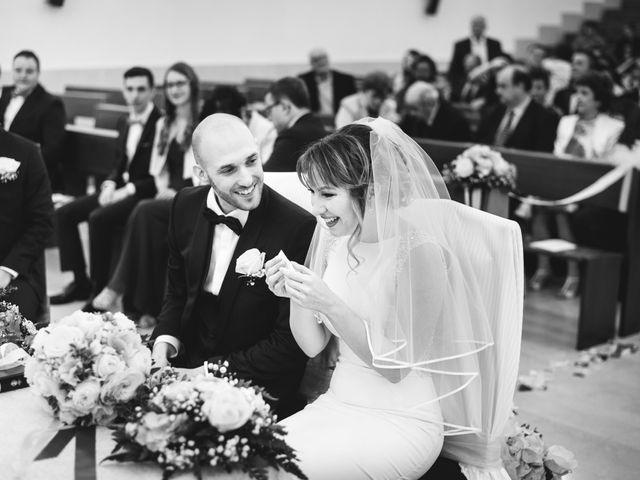 Il matrimonio di Andrea e Federica a Bergamo, Bergamo 28