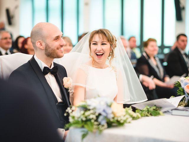 Il matrimonio di Andrea e Federica a Bergamo, Bergamo 33