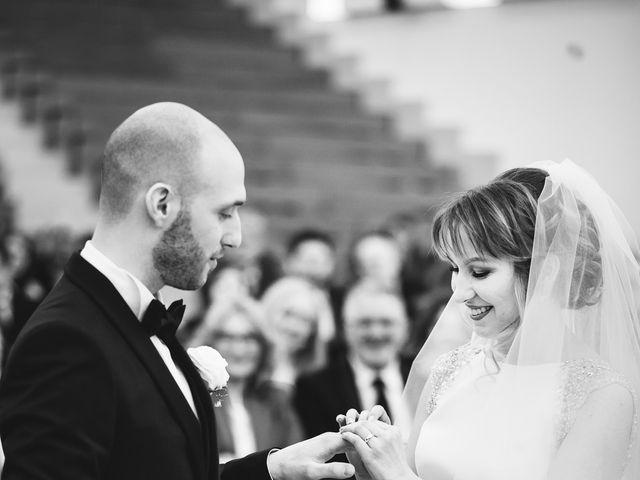 Il matrimonio di Andrea e Federica a Bergamo, Bergamo 36