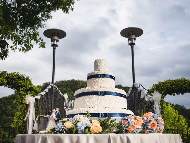 Il matrimonio di Andrea e Federica a Bergamo, Bergamo 79