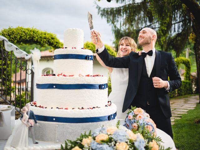 Il matrimonio di Andrea e Federica a Bergamo, Bergamo 81