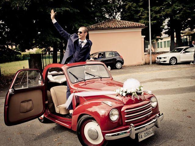 Il matrimonio di Matteo e Beatrice a Roncade, Treviso 15
