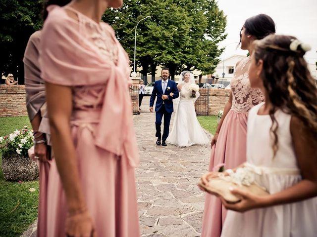 Il matrimonio di Matteo e Beatrice a Roncade, Treviso 21