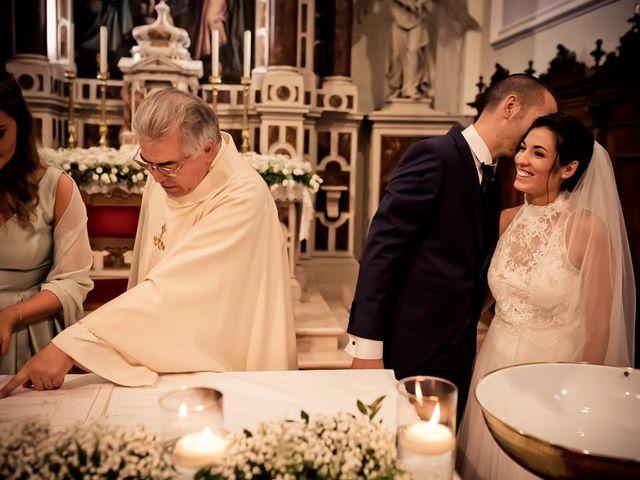 Il matrimonio di Matteo e Beatrice a Roncade, Treviso 33