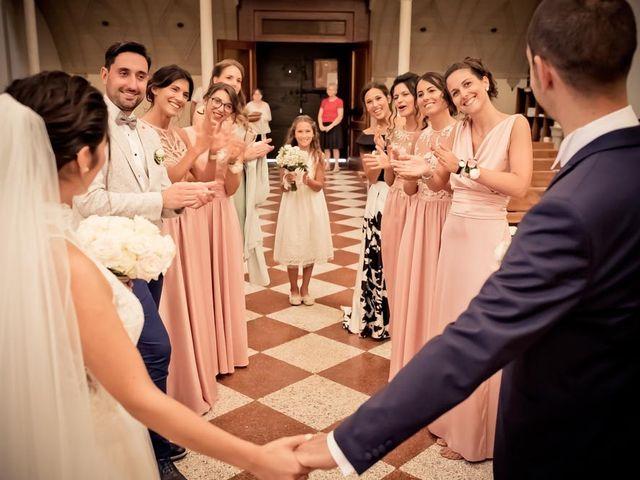 Il matrimonio di Matteo e Beatrice a Roncade, Treviso 35