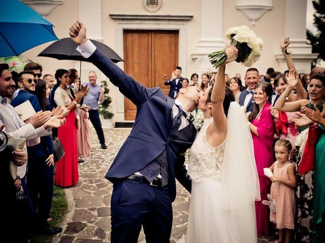 Il matrimonio di Matteo e Beatrice a Roncade, Treviso 43
