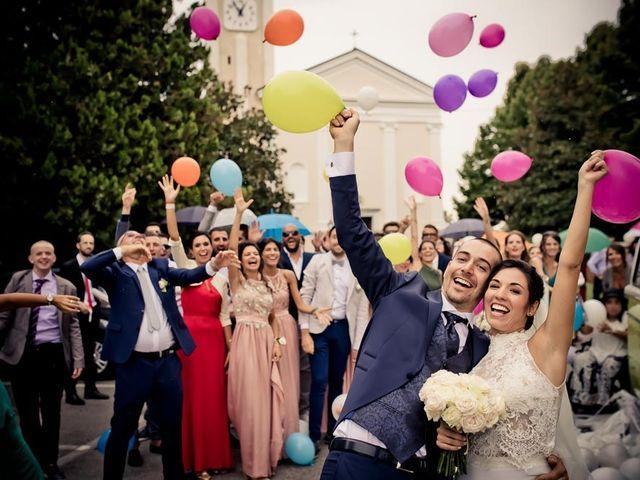 Il matrimonio di Matteo e Beatrice a Roncade, Treviso 44