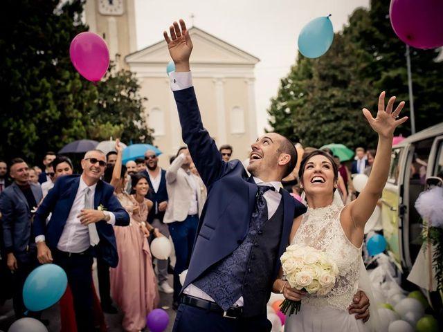 Il matrimonio di Matteo e Beatrice a Roncade, Treviso 45