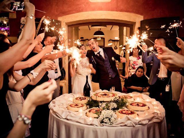 Il matrimonio di Matteo e Beatrice a Roncade, Treviso 80