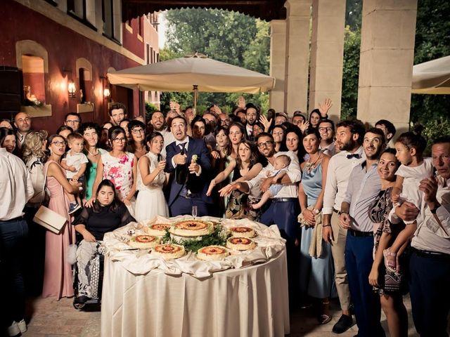 Il matrimonio di Matteo e Beatrice a Roncade, Treviso 81