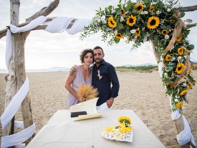 Il matrimonio di Omar e Eleonora a Grosseto, Grosseto 18