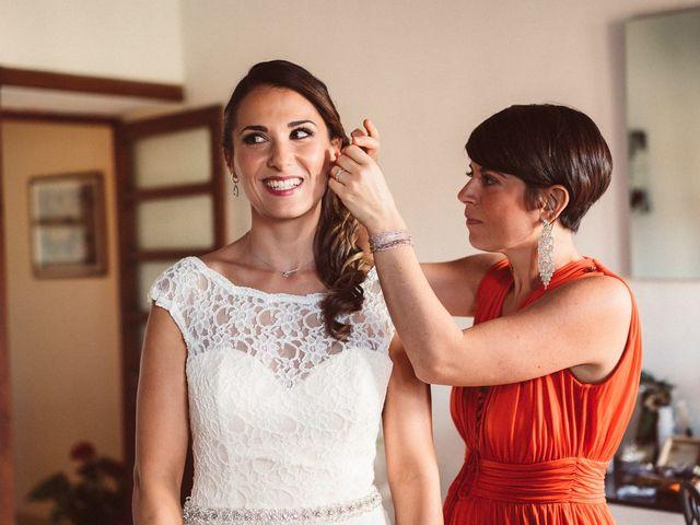 Il matrimonio di Luca e Alessandra a Villamassargia, Cagliari 7