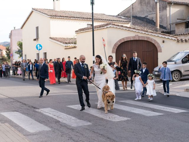 Il matrimonio di Luca e Alessandra a Villamassargia, Cagliari 9