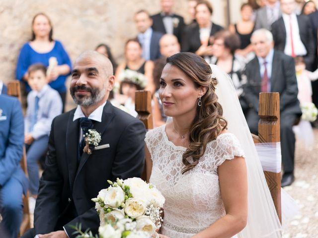 Il matrimonio di Luca e Alessandra a Villamassargia, Cagliari 10