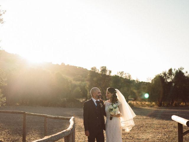 Il matrimonio di Luca e Alessandra a Villamassargia, Cagliari 13