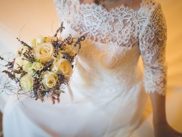Il matrimonio di Matteo e Vanessa a Cocconato, Asti 15