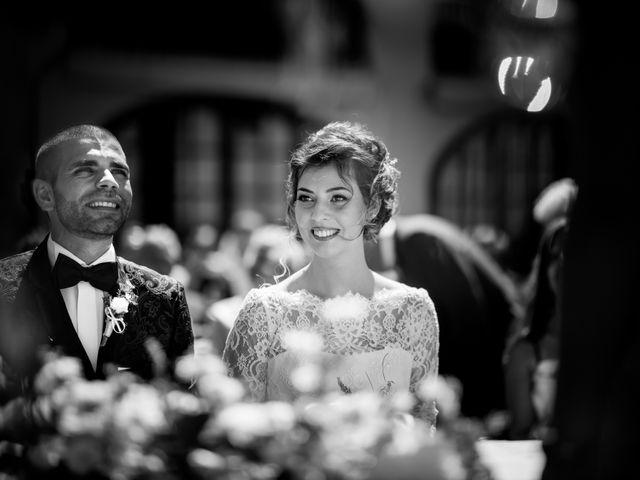 Il matrimonio di Matteo e Vanessa a Cocconato, Asti 18