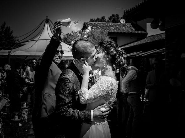 Il matrimonio di Matteo e Vanessa a Cocconato, Asti 20