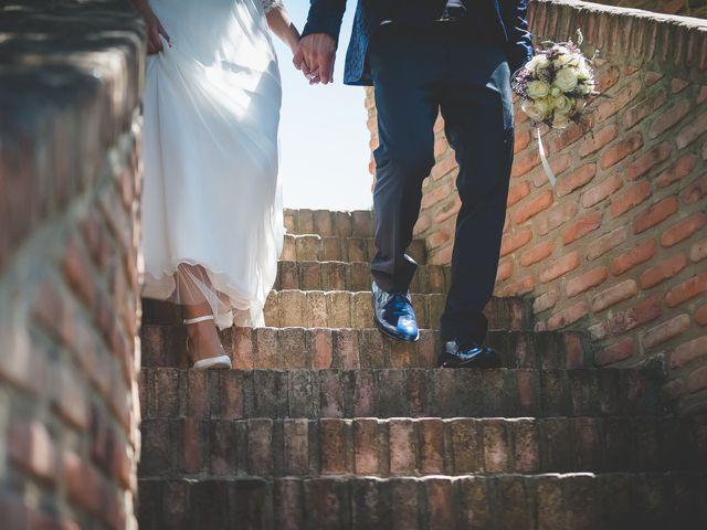 Il matrimonio di Matteo e Vanessa a Cocconato, Asti 21