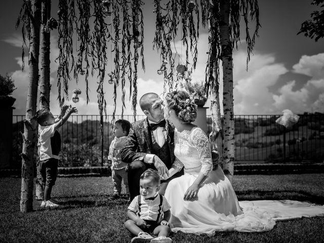 Il matrimonio di Matteo e Vanessa a Cocconato, Asti 22