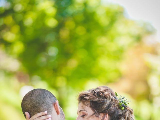 Il matrimonio di Matteo e Vanessa a Cocconato, Asti 26
