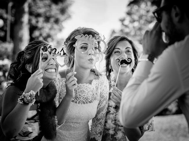 Il matrimonio di Matteo e Vanessa a Cocconato, Asti 34